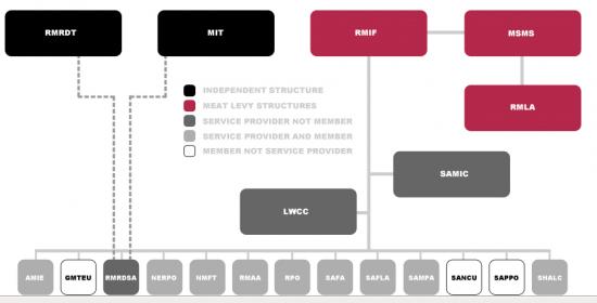 RMIF Structure