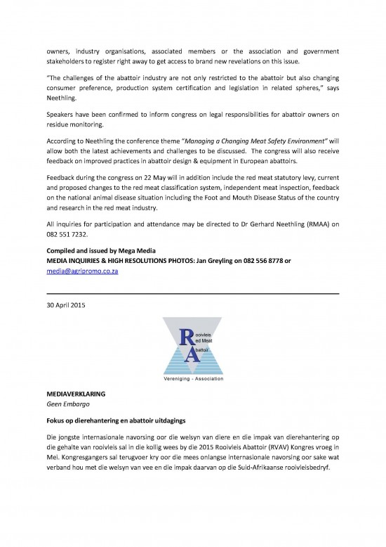 Animal handling and abattoir challenges highlighted  COMBINED - 30 April 2015  final_Page_2