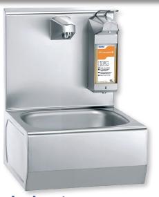 pht hand basin