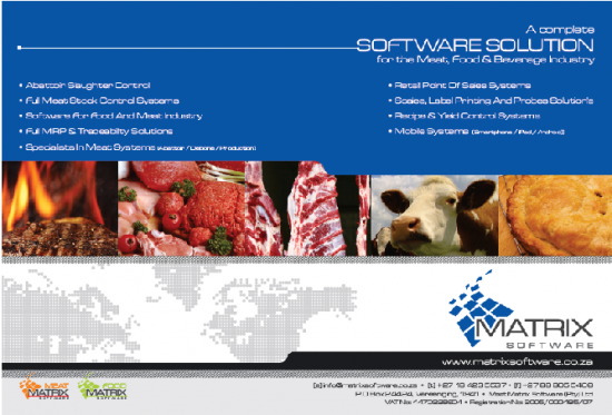 Meat Matrix ad