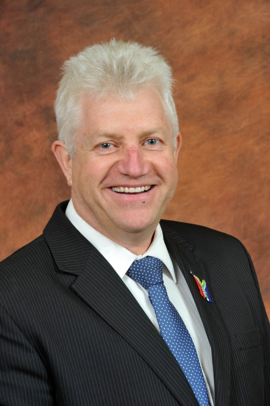 Minister Winde official