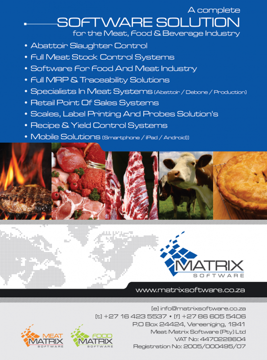 Meat Matrix